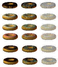 Donuts (Click to enlarge)