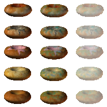 Puffy Donuts (Click to enlarge)