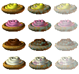 Piles of Frosting (Click to enlarge)