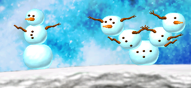 Snowmen in Chione (Screenshots | 11 likes)