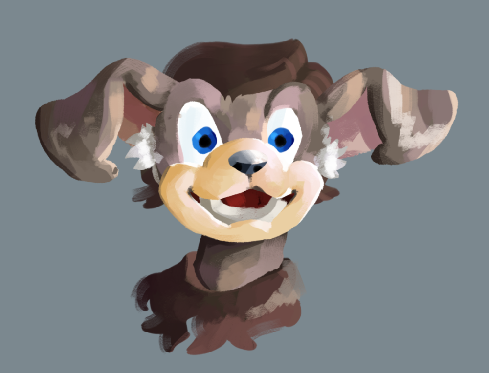 Lineless attempt of a norn (Click to enlarge)