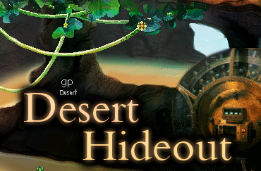Desert Hideout (Click to enlarge)